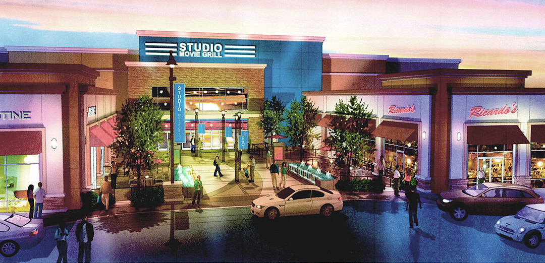 Rocklin Commons Feature